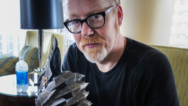 Overcoming Self Doubt – Still Untitled: The Adam Savage Project – 5/17/16