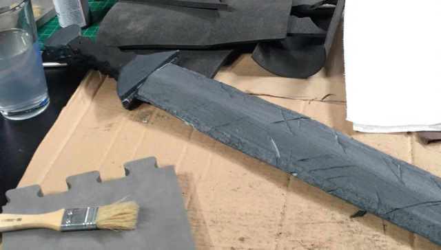 Tested Builds: Foam Propmaking, Part 4