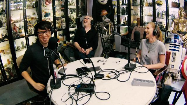 Knowledge and Expertise – Still Untitled: The Adam Savage Project – 6/28/16