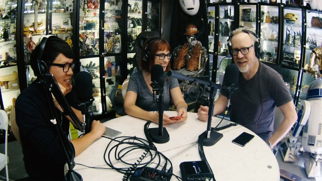 First Comic-Cons – Still Untitled: The Adam Savage Project – 7/19/16