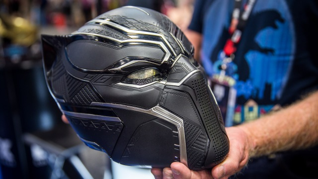 eFX Collectibles' Black Panther and Suicide Squad Prop Replicas
