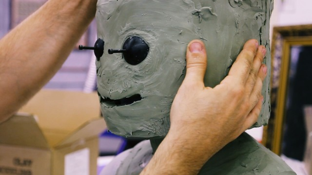 Sculpting a Realistic LEGO Cosplay Mask