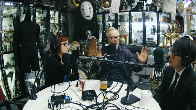 Camping and Flight Lessons – Still Untitled: The Adam Savage Project – 8/23/16