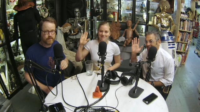A Wide-Ranging Conversation – Still Untitled: The Adam Savage Project – 8/30/16