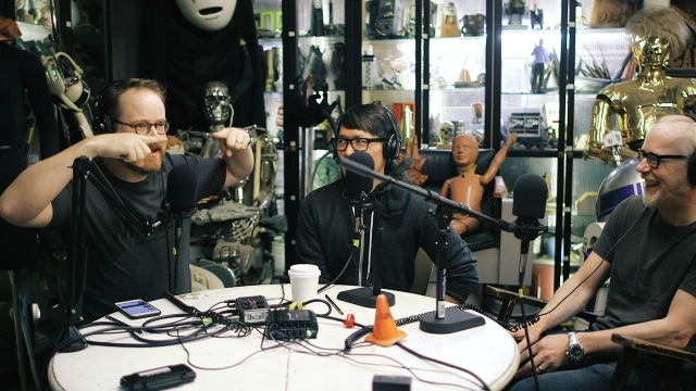 Norm of the North – Still Untitled: The Adam Savage Project – 9/20/16