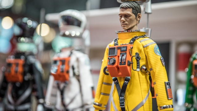 2001: A Space Odyssey 1/6th Scale Figures
