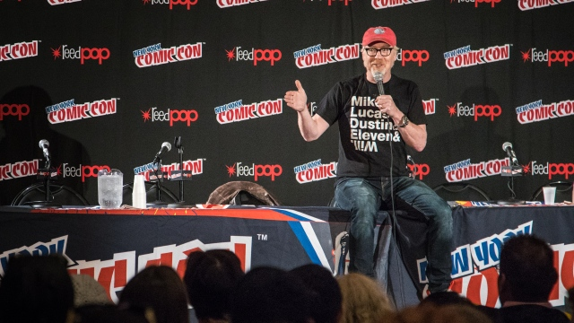 Adam Savage's New York Comic Con Panel