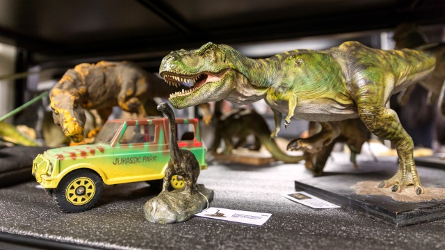 Photo Gallery: Peter Jackson's Movie Prop Collection