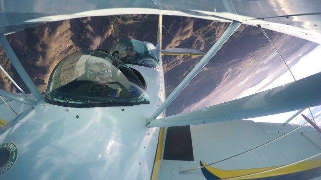 Tested: Stalling and Rolling in a Biplane!