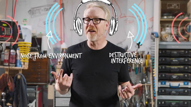 Adam Savage Unrings a Bell – Unimpossible Missions