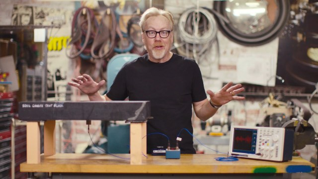 Adam Savage Talks to a Wall – Unimpossible Missions