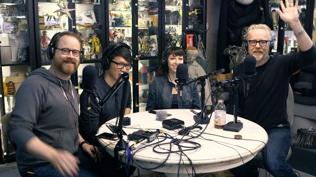 Maker Spaces – Still Untitled: The Adam Savage Project – 2/14/17