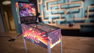 Bits to Atoms Project Autopsy: Mini Pinball Cabinet