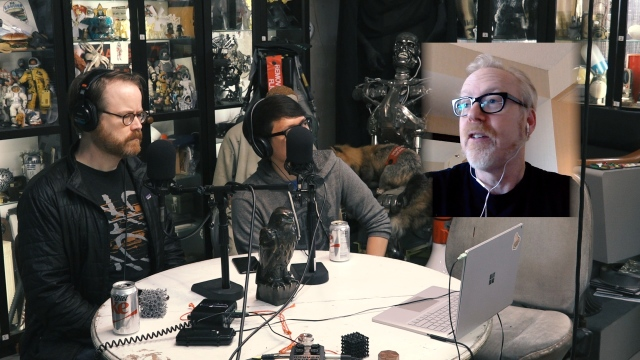 A Sense of Scale – Still Untitled: The Adam Savage Project – 3/21/17