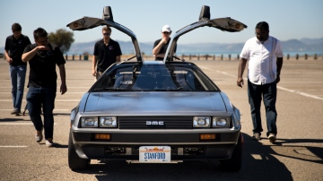 Science in Progress: The Self-Driving DeLorean