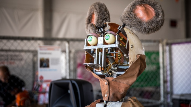 Restoring Showbiz Pizza's Animatronic Robots!