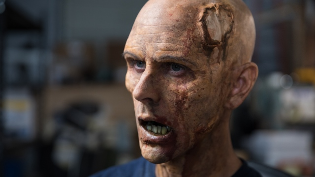 This Old FX Shop: Zombie Makeup Application!