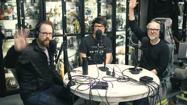 Good Bake – Still Untitled: The Adam Savage Project – 6/27/17