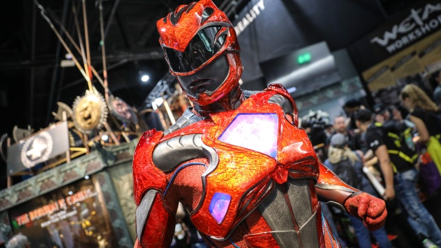 Weta Workshop Booth Tour at Comic-Con 2017!
