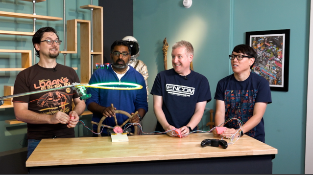 Bits to Atoms: Co-op Quadcopter Challenge