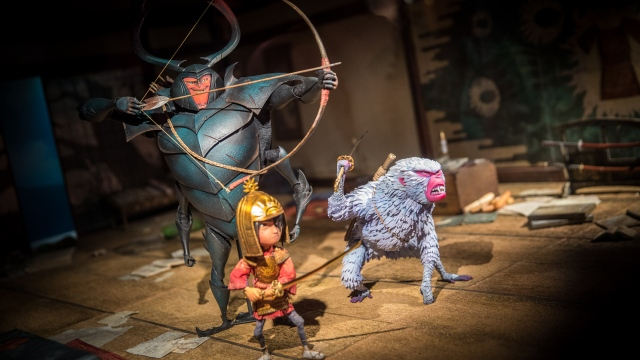 The Stop-Motion Puppets of Laika Animation Studio