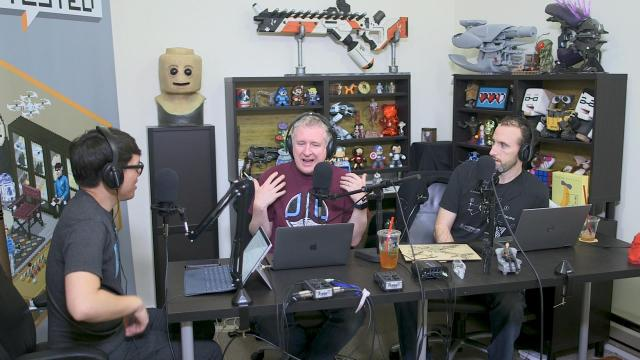 Episode 421 – RIP Kinect – 10/26/17