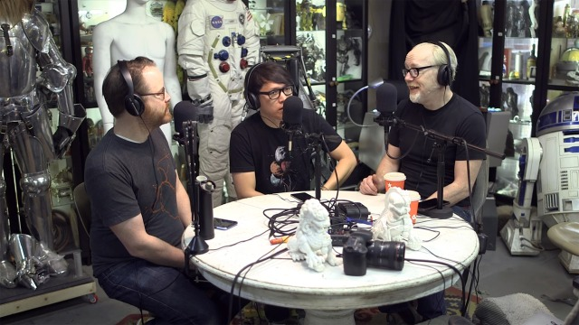 Costume Changes –  Still Untitled: The Adam Savage Project – 10/27/17