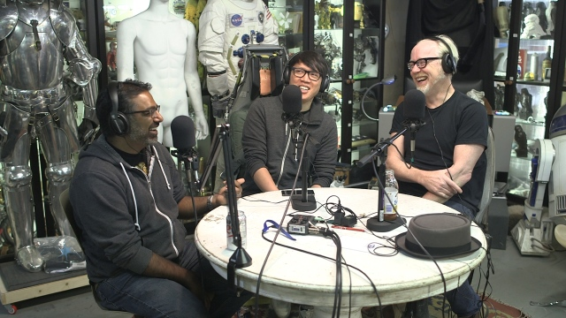 How the Sausage Was Made – Still Untitled: The Adam Savage Project – 10/31/17