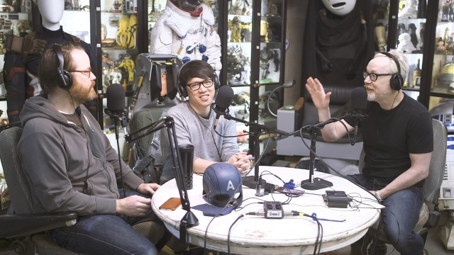 Happy New Year! – Still Untitled: The Adam Savage Project – 1/2/18