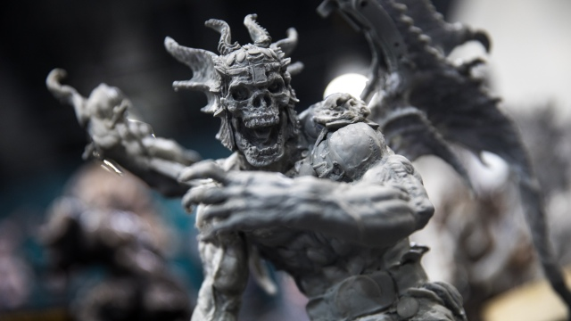 Fantasy Sculptures of the Shiflett Brothers