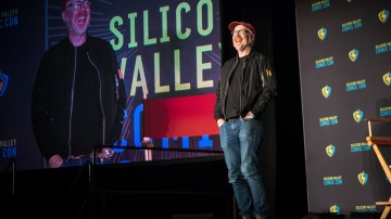 Adam Savage's Silicon Valley Comic Con 2018 Panel!