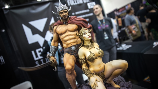 Turning Art into Collectible Statues
