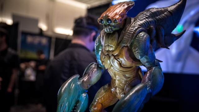 3D-Printed Sculptures Made in Virtual Reality