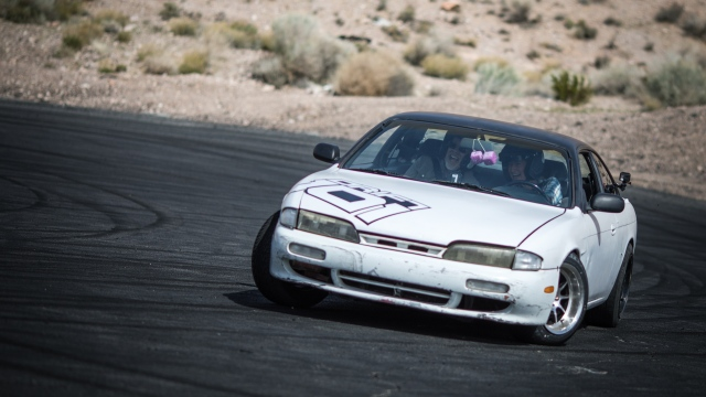 Challenge Accepted: Drifting with Zoe Bell, Part 1