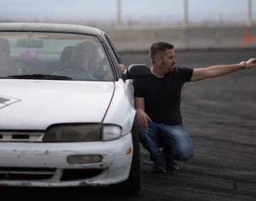 Challenge Accepted: Drifting with Zoe Bell, Part 2