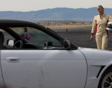 Challenge Accepted: Drifting with Zoe Bell, Part 3