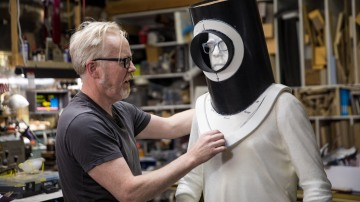 Adam Savage's One Day Builds: The First Spacesuit!