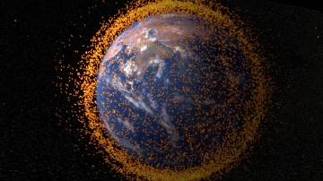 "Offworld Episode 10: Orbital Debris in ""Gravity"""