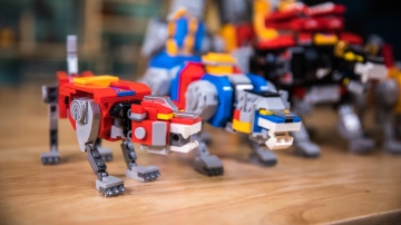 LEGO with Friends: Voltron, Part 2