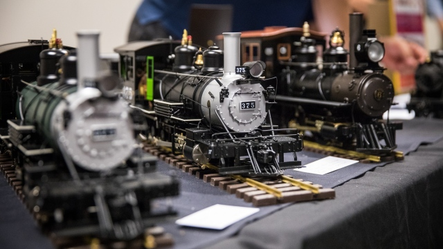 A Look at Accucraft's Model Steam Trains