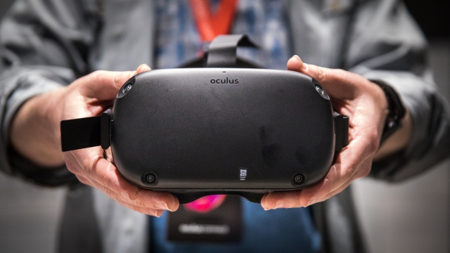 Hands-On with the Oculus Quest VR Headset!