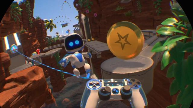 PROJECTIONS: Astro Bot Rescue Mission and Firewall Zero Hour