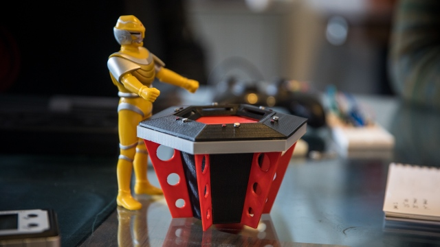 Bits to Atoms: Starlords Arcade Cabinet, Part 2