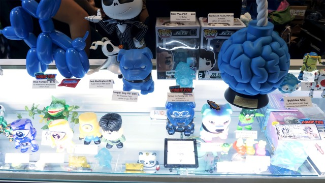 Discovering Designer Toys at New York Comic Con