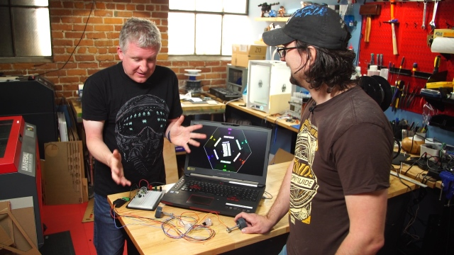 Bits to Atoms: Starlords Arcade Cabinet, Part 5