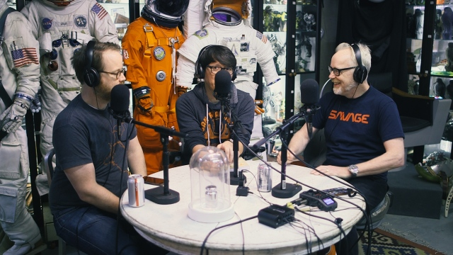 The Suitcase Episode – Still Untitled: The Adam Savage Project – 11/28/18