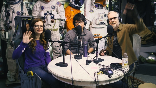 The Year in Review –  Still Untitled: The Adam Savage Project – 12/18/18
