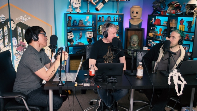 Episode 483 – Escalation in the Streaming Wars – 1/17/19