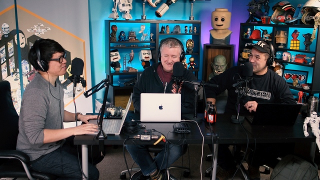 Episode 484 – Rollable TVs – 1/24/19