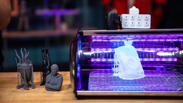 How to Build an SLA 3D Print Resin Curing Oven